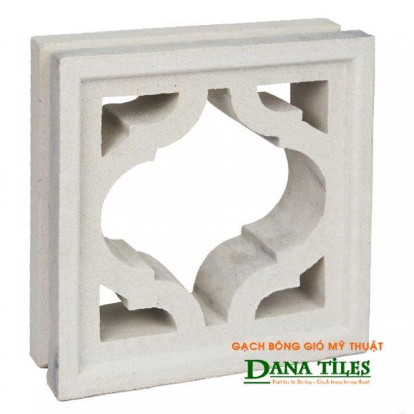 Gạch bông gió xi măng trắng Danatiles D-013.jpg