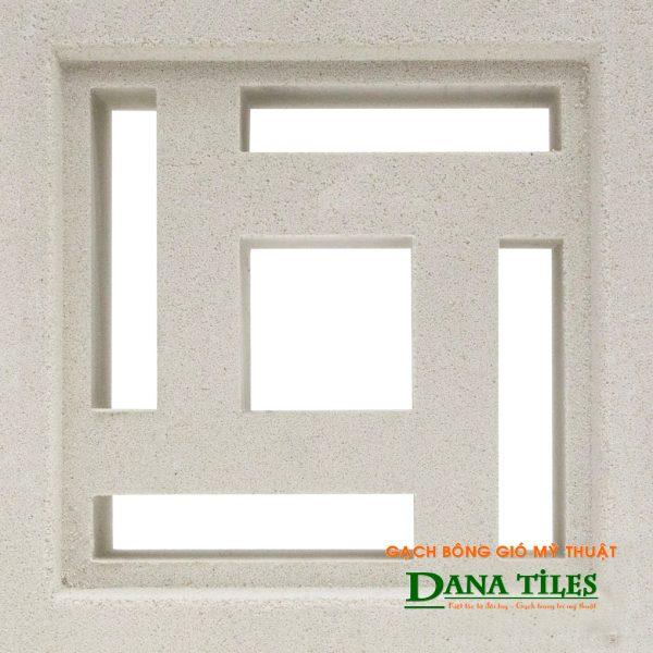 Gạch bông gió xi măng trắng Danatiles D-03.jpg