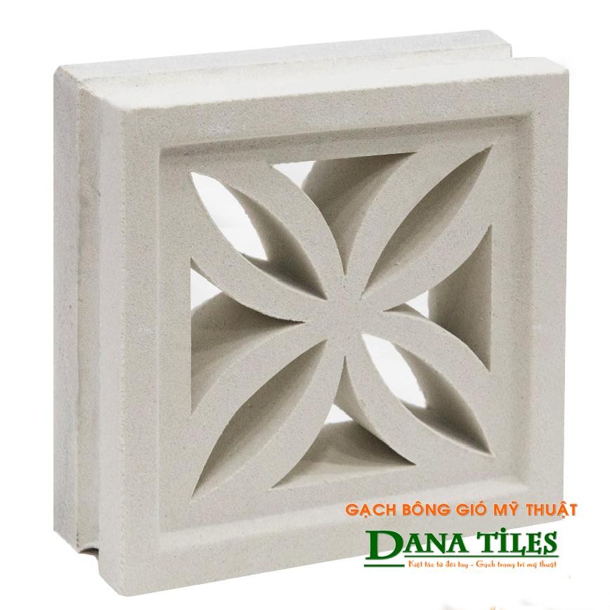 Gạch bông gió xi măng trắng Dana tiles D-04.jpg